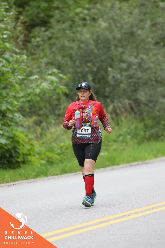 Digging deep Chilliwack Revel Marathon